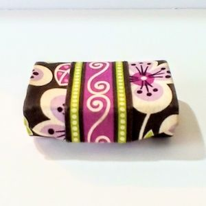 Vera Bradley Lipstick Case Double Lipstick Holder